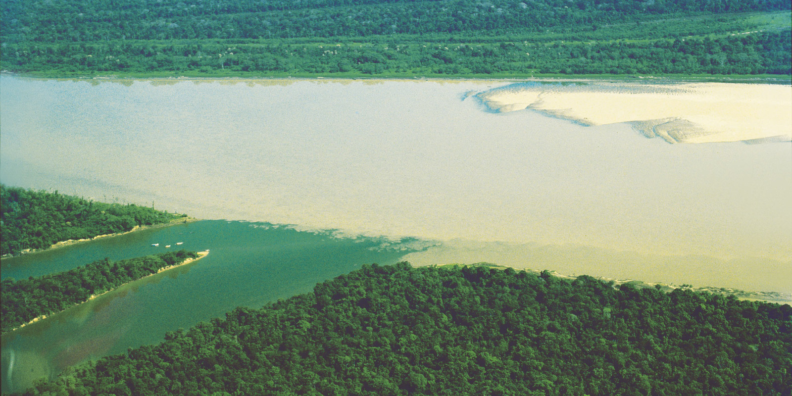 River Channel | Amazon Waters